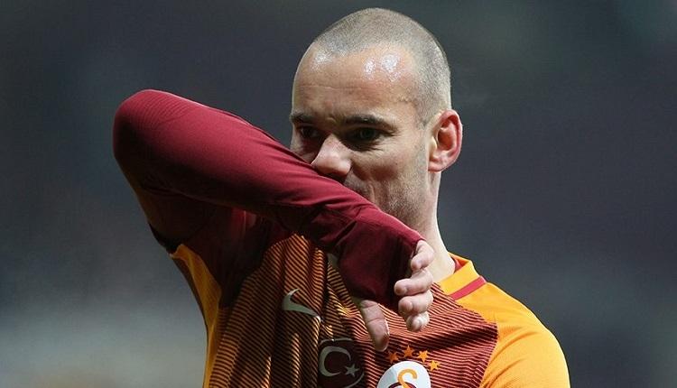 Galatasaray'da Sneijder depremi! UEFA kadrosunda yok
