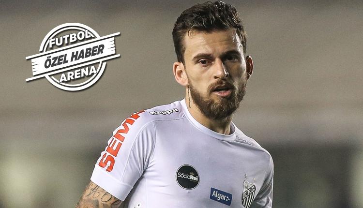 Galatasaray'da transferde Lucas Lima gerçekleri! 'İlgilendik ama...'