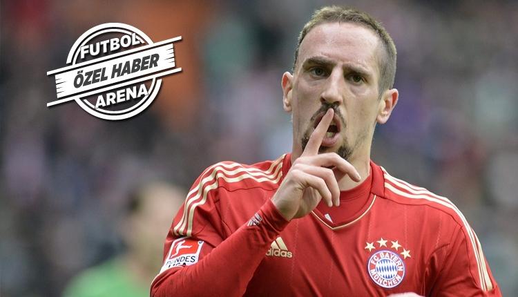 Galatasaray'da transferde Ribery gerçeği