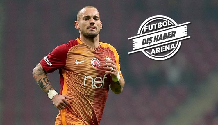 Galatasaray'da Wesley Sneijder gerçekleri