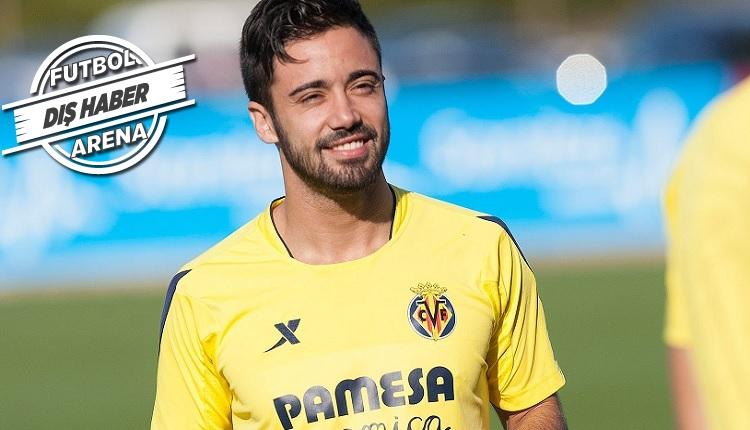 Galatasaray Jaume Costa transferinde Villarreal'i ikna etmek üzere