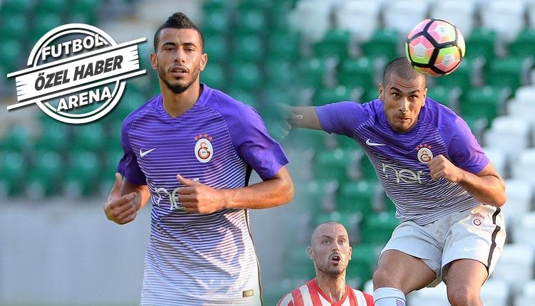 Galatasaray'da Younes Belhanda'dan kötü haber
