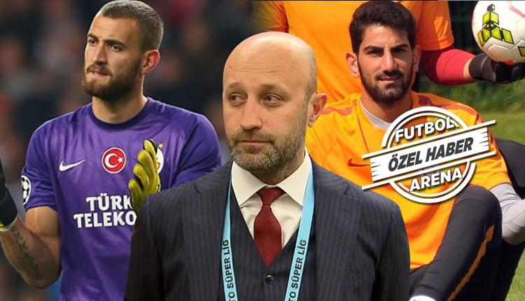 Galatasaray'dan kaleci transferinde sürpriz karar