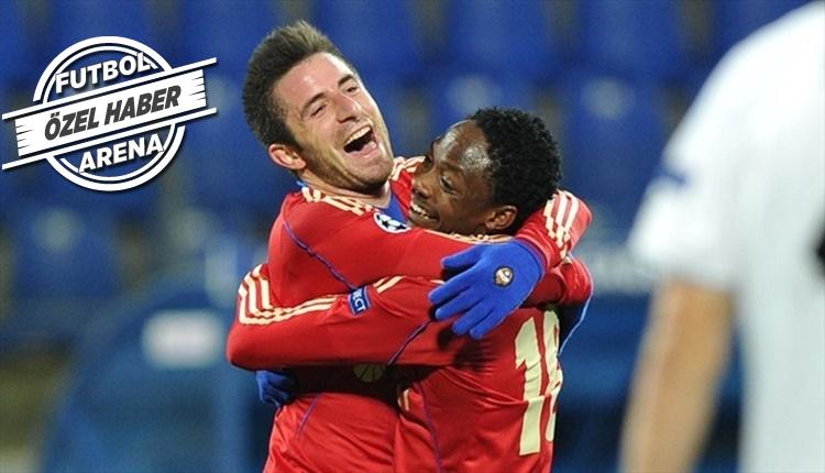 Galatasaray'dan Zoran Tosic transfer açıklaması