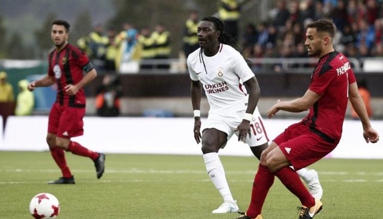 Galatasaray'ı eleyen Östersunds ligde fark yedi