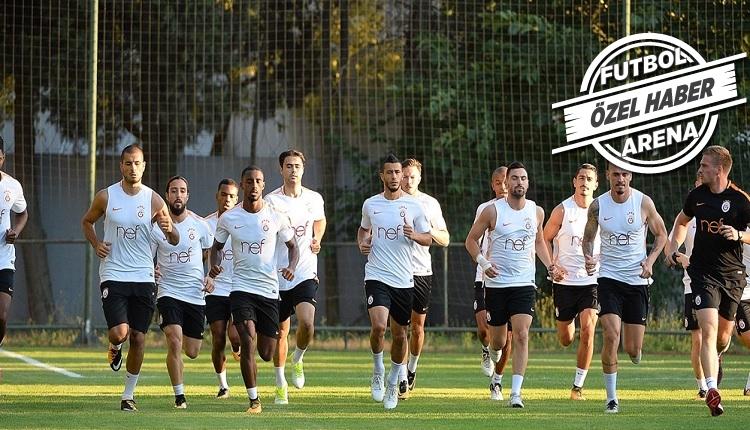 Galatasaray'ın Avusturya kampında rötar! Sebebi