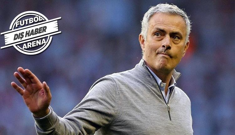 Galatasaray'a Fellaini için Mourinho'dan flaş mesaj