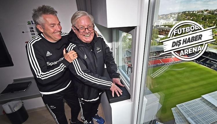 Galatasaray'ı örnek gösterip Rosenborg hocası kendisini savundu