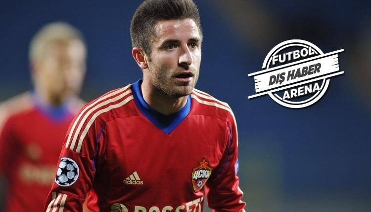 Galatasaray'ın transferde ilgilendiği iddia edilen Tosic serbest kaldı