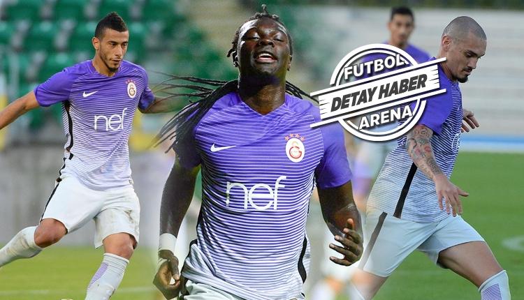 Galatasaray'ın transferleri Diosgyor maçında nasıl oynadı?