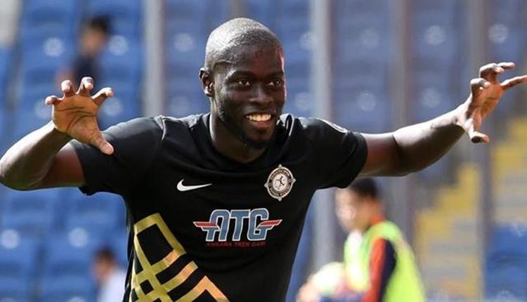 Galatasaray'ın yeni transferi Badou Ndiaye İstanbul'da