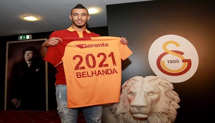 Galatasaraylı Belhanda'dan flaş Sneijder açıklaması ''Ayrılırsa..''