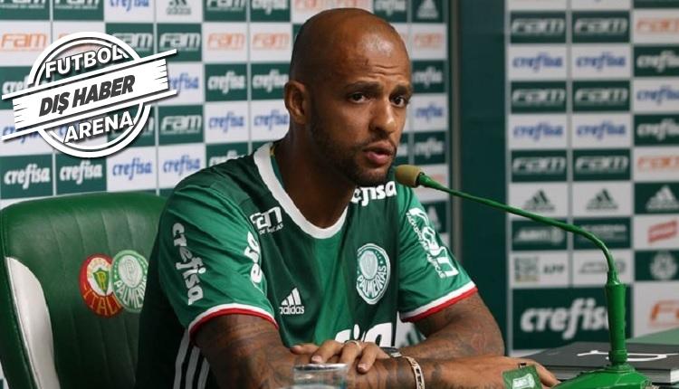 Galatasaraylı eski futbolcu Melo, Palmeiras'ta kadro dışı