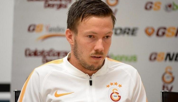 Galatasaraylı Martin Linnes: 'Önemli olan...'