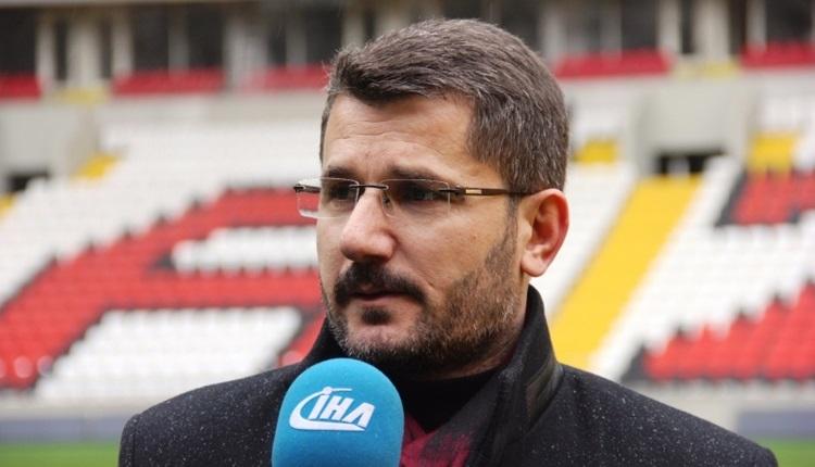 Gaziantepspor'da Hikmet Akay başkan adaylığını açıkladı