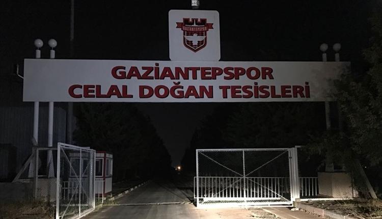 Gaziantepspor'un tesislerinin elektriği kesildi