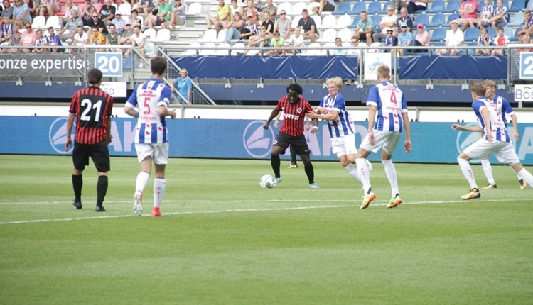 Gençlerbirliği 0-1 Heerenveen maç özeti ve golleri