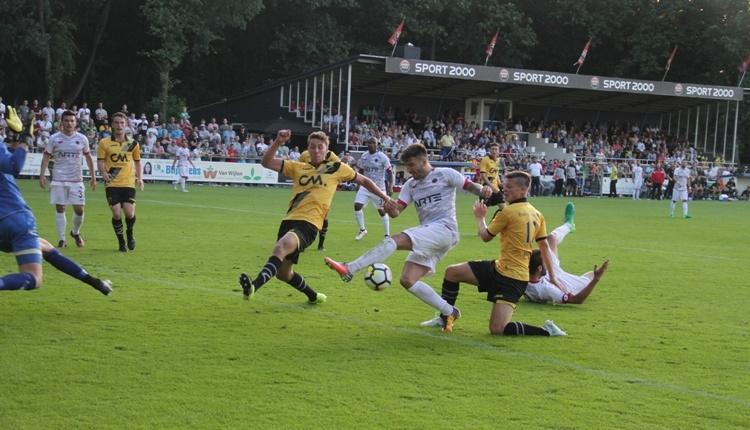 Gençlerbirliği 2-2 NAC Breda maçı özeti ve golleri