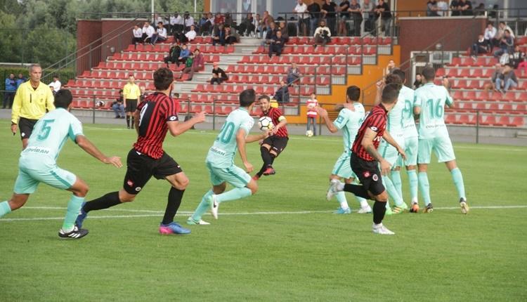 Gençlerbirliği - Granada maçı kaç kaç bitti?