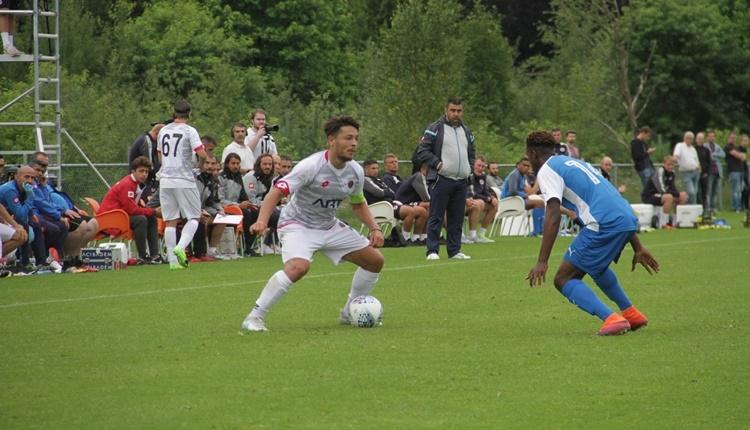 Gençlerbirliği 2-2 Reading maçı özeti ve golleri