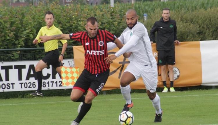 Gençlerbirliği'nde yeni transferi Petar Skuletic: 'Takıma katkı vermek en büyük hedefim