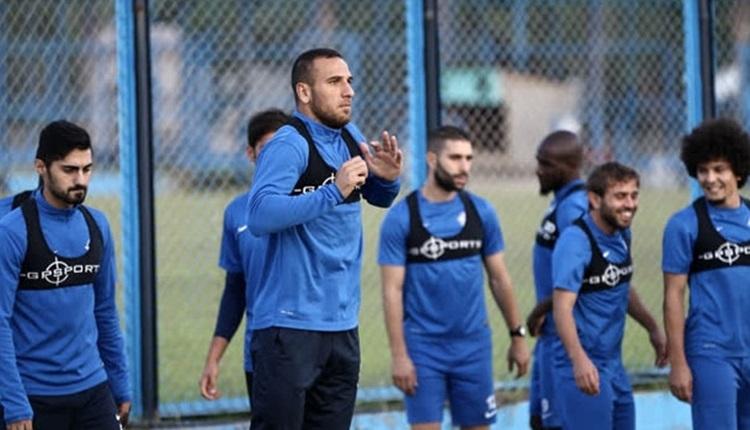 Giresunspor transferde Serkan Yanık'ı kadrosuna kattı