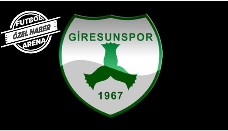 Giresunspor, Doğan Karakuş'u transfer etti