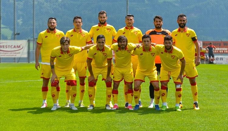 Göztepe 2-1 Jablonec hazırlık maçı özeti ve golleri