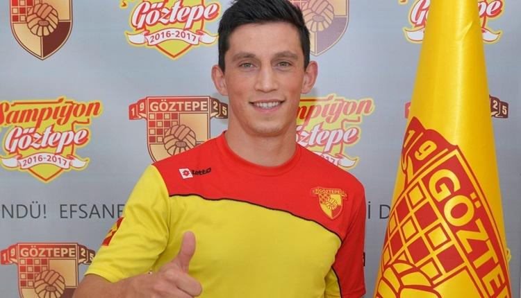Göztepe, Andre Castro ile sözleşme imzaladı
