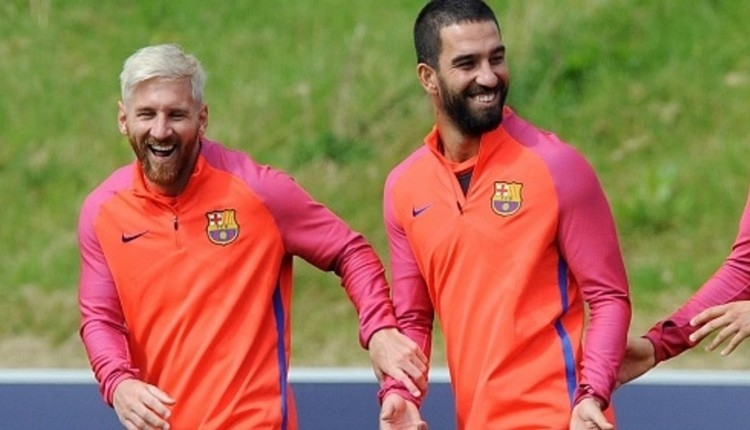 Hıncal Uluç sordu: Arda, Messi'nin düğününe neden gitmedi?