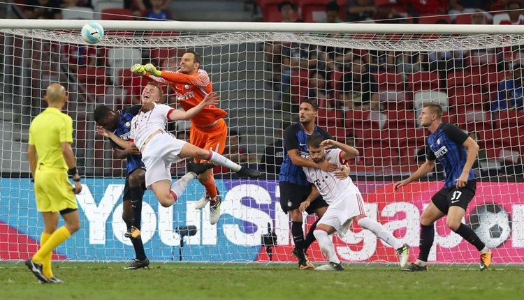 Inter - Bayern Münih maçı özeti ve golleri