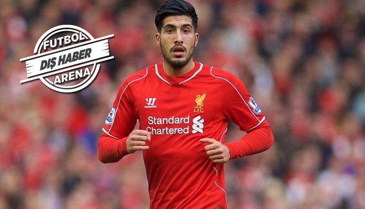 Juventus'tan transferde Emre Can için çılgın teklif!