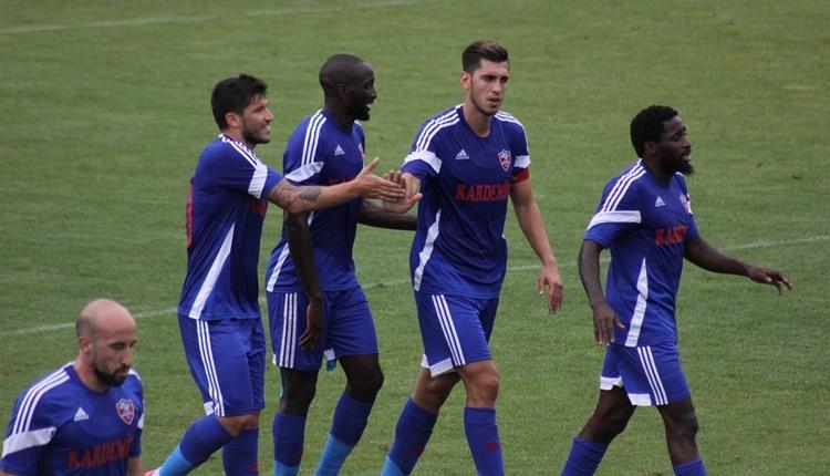 Karabükspor 7-1 Ankaran maçı özeti ve golleri