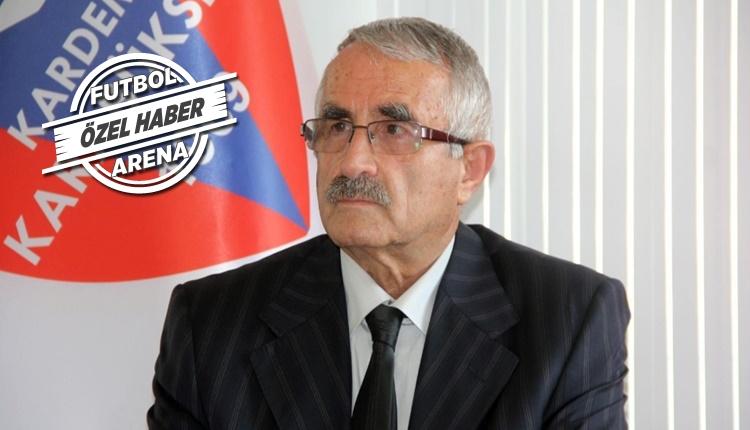 Karabükspor'da Ferudun Tankut FutbolArena'ya konuştu! 'Jose Sosa...'