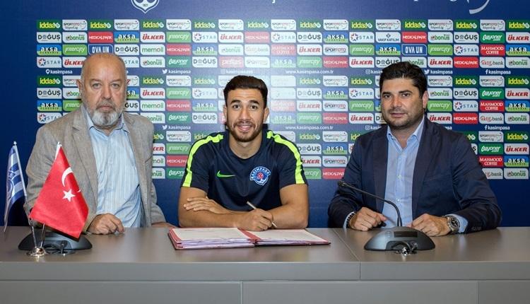Kasımpaşa, Mısırlı Trezeguet'yi transfer etti (Mahmoud Hassan)
