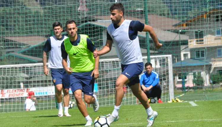 Kayserispor - Lekhwiya hazırlık maçı canlı izle