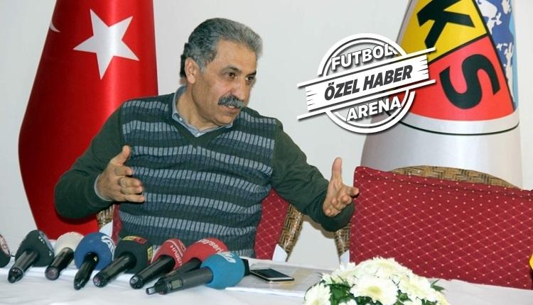 Kayserispor'da Erol Bedir'den Galatasaray maçı iddiası