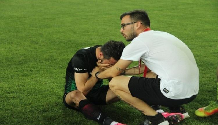 Kocaelispor'un yıldız futbolcusu Oğuzhan ayrıldı
