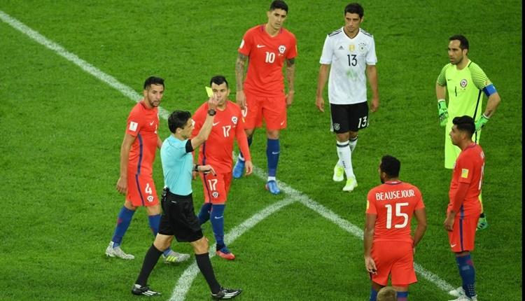Konfederasyon Kupası'nda Video hakem krizi