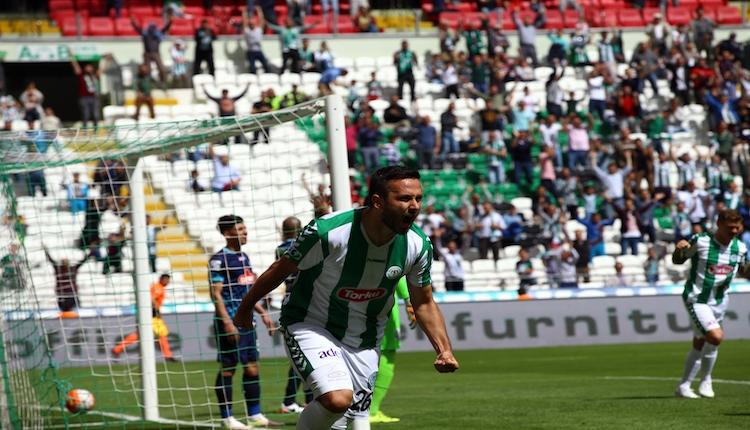 Konyaspor'da şok! Jagos Vukovic Olympiakos'a transfer oldu