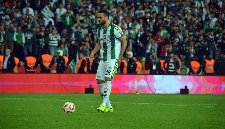 Konyaspor'un yıldızı Olympiakos'a transfer oldu