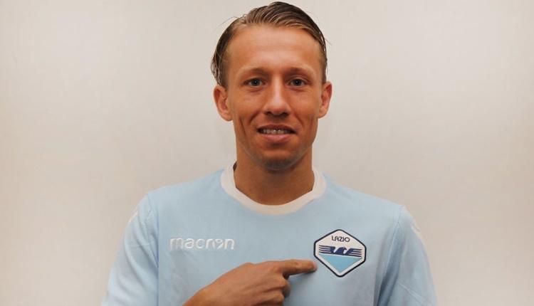Lazio, Lucas Leiva'yı transfer etti