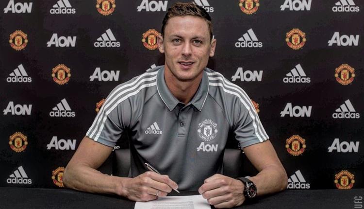 Manchester United Nemanja Matic'i transfer etti!