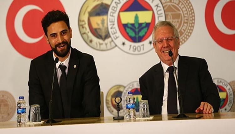 Fenerbahçe'de Mehmet Ekici: 'Beklentileri karşılamak istiyorum'