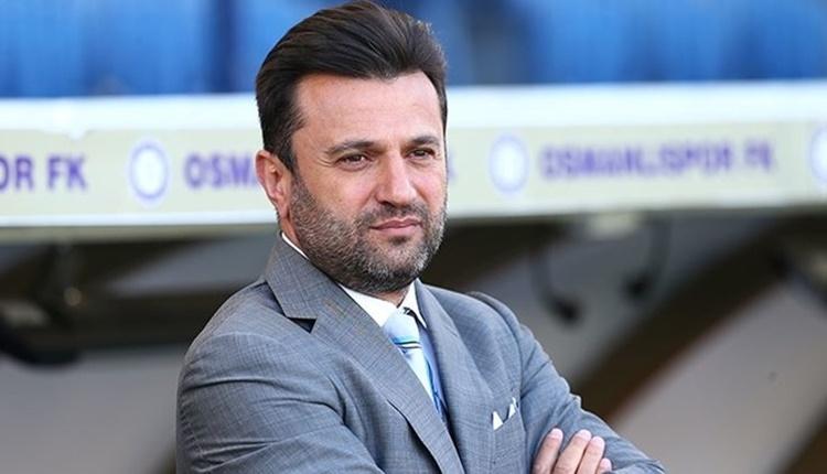 Osmanlıspor'da Bülent Uygun: