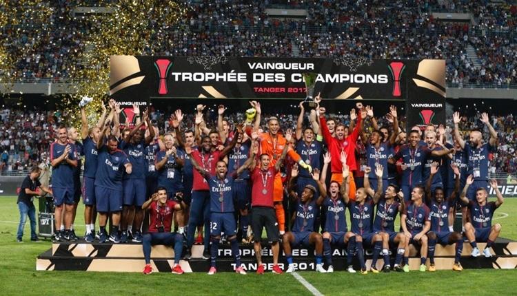 Paris Saint-Germain 2-1 Monaco maç özeti ve golü