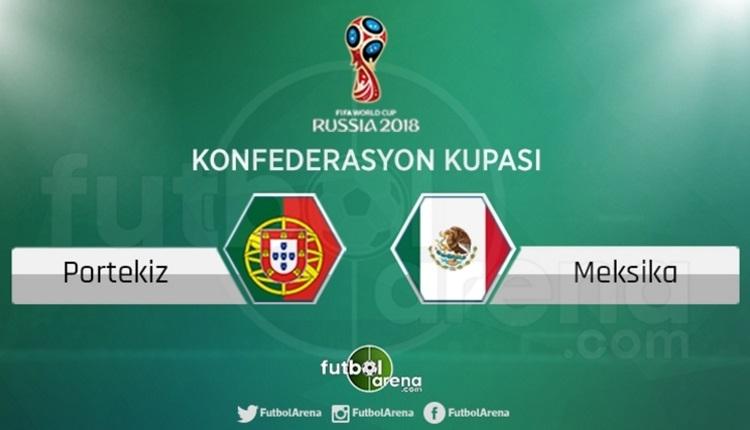 Portekiz - Meksika 3.'lük maçı saat kaçta, hangi kanalda?