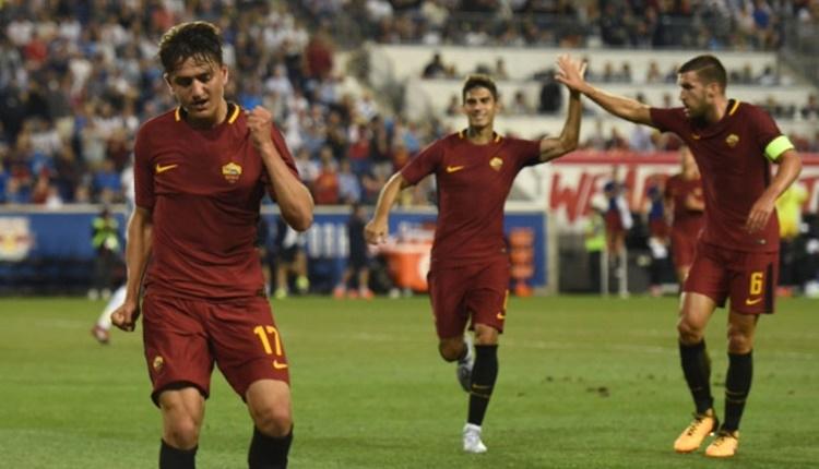 Roma'ya transfer olan Cengiz Ünder için yorum:
