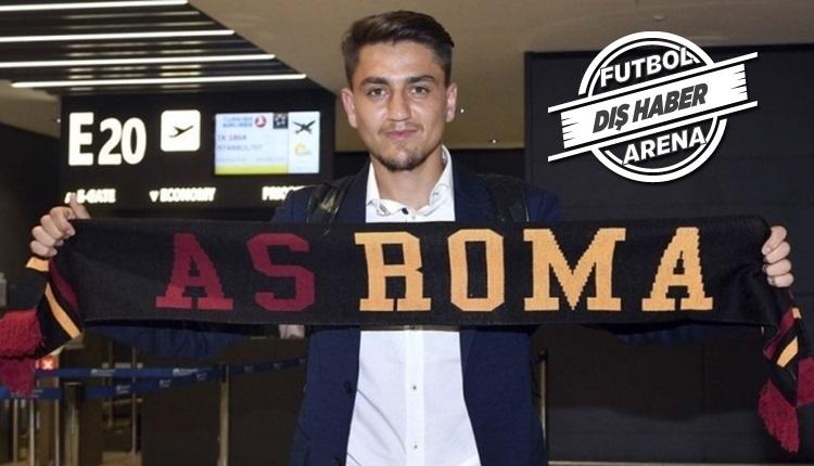 Roma'ya transfer olan Cengiz Ünder'e Perotti'den övgüler
