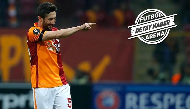 Sabri Sarıoğlu Galatasaray'dan ayrılamıyor